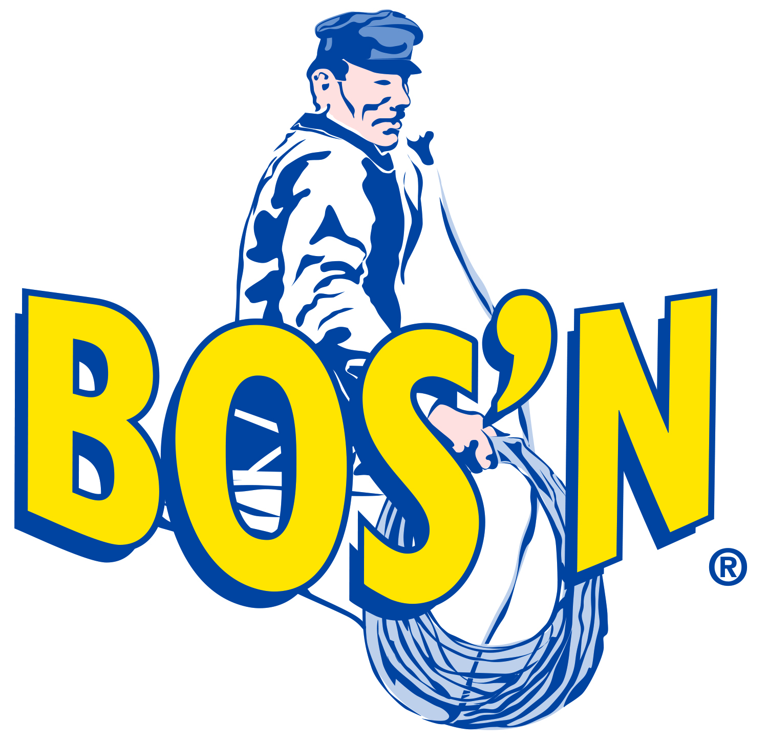Bosn Squid Logo