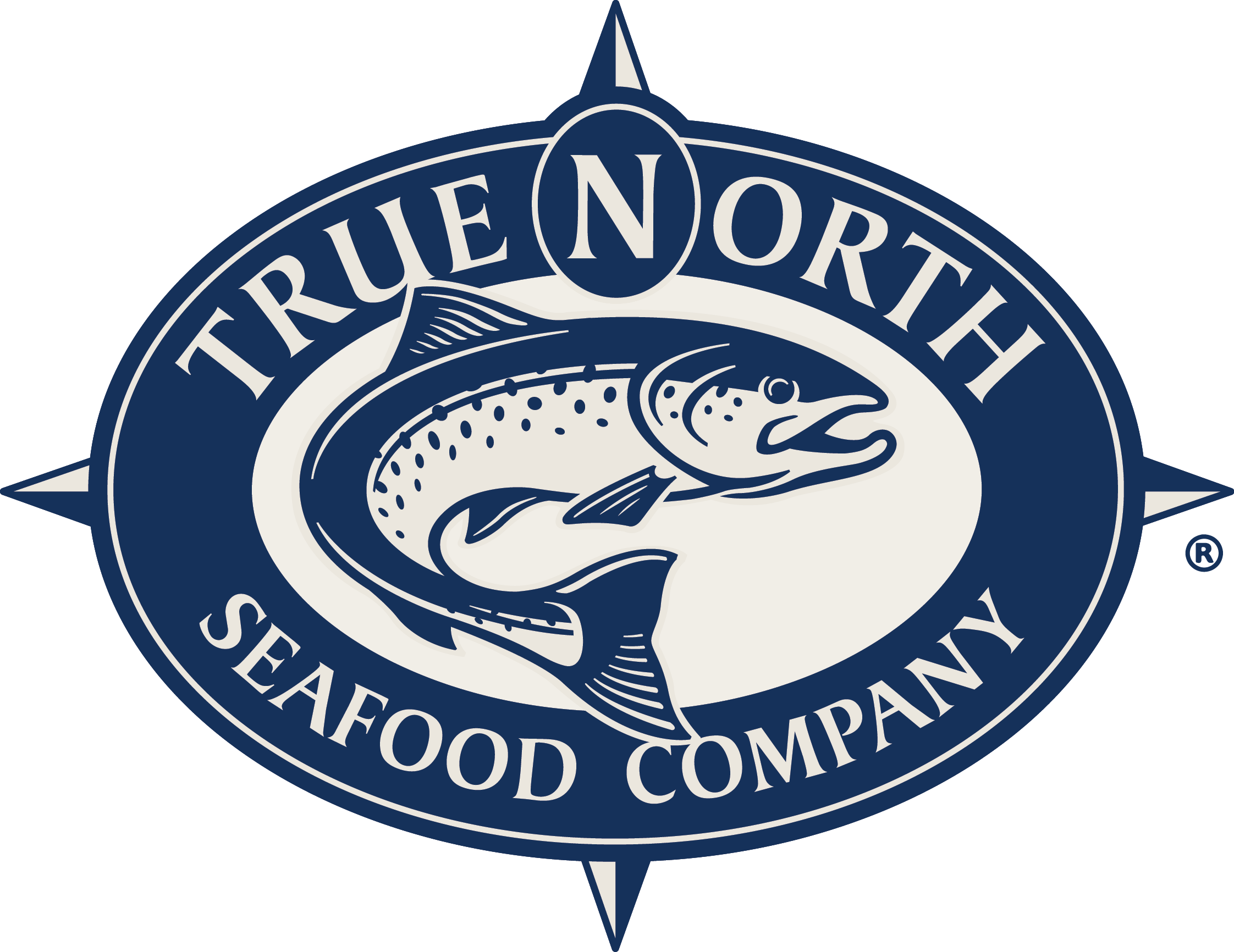 True North Seafood Company Logo