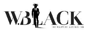 W Black Logo