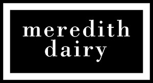 Meredith Dairy Logo