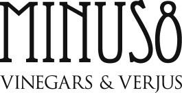 Minus 8 Vinegars & Verjus Logo