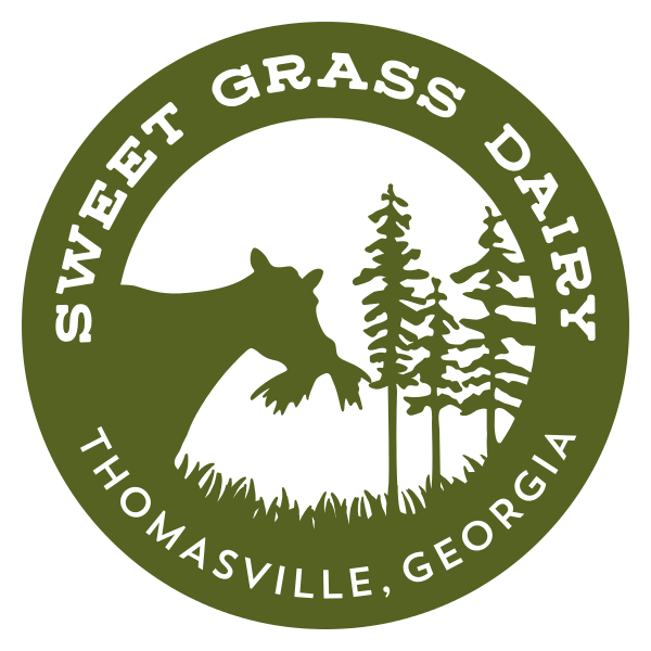 Sweet Grass Dairy Logo
