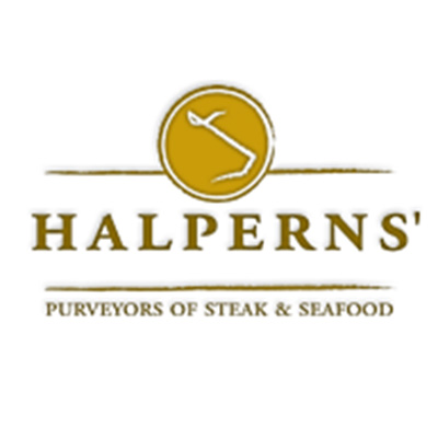 Halperns' Steak & Seafood logo